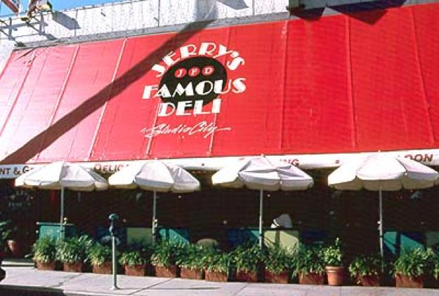Jerry's Famous Deli Restaurant