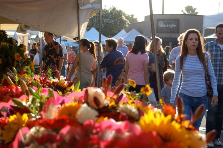 South Pasadena Farmers Market